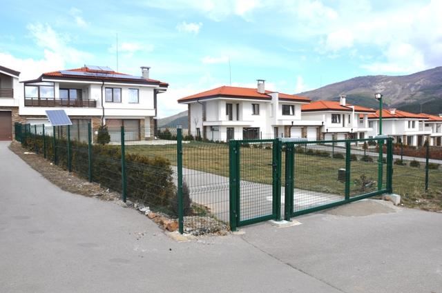 Оградни пана RIVApan SPD