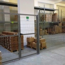 Оградни пана RIVApan SPD Eco