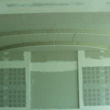 Pregybel перфориран акустичен гипсокартон