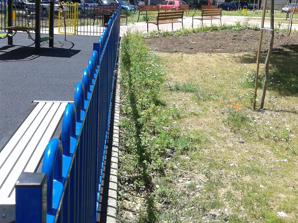 Rivapan Ubor за детски площадки