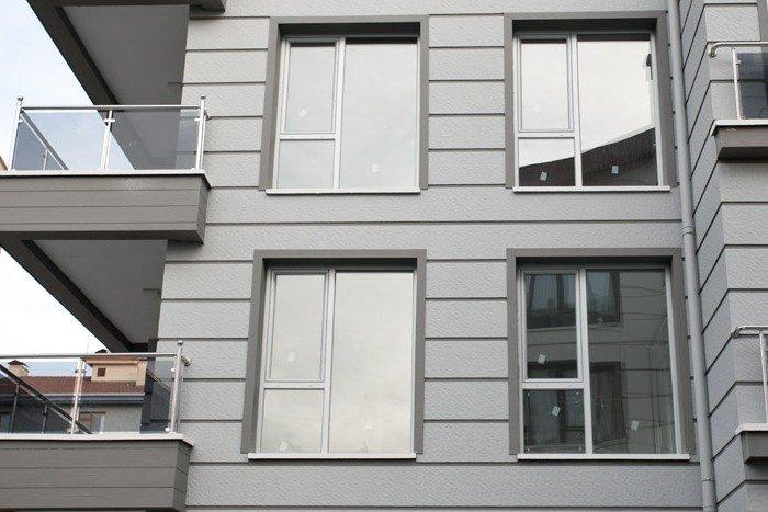 ТАШОНИТ / TASONIT - Фасадна обшивка от циментфазер с имитация на камък