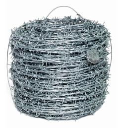 Galvanized Barbered Wire