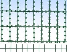 Оградно пано от режеща тел Razorpan