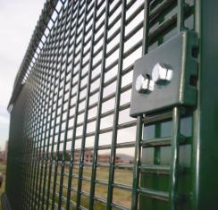 оградно пано с висока степен на сигурност secu betafence