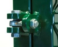 Регулируема панта за оградна врата