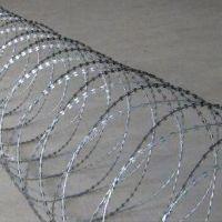 Режеща тел тип Хармоника / Concertina Бодљикава жица бодликава жица хармоника