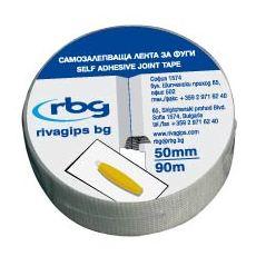 Самозалепваща лента за фуги 90м/ролка RBG