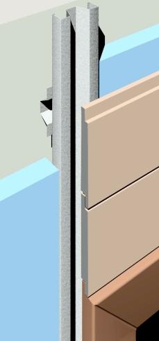 Ялъпан Ламбалъ - фасадна система от циментфазер с имитация на дърво