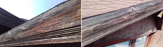 Въздействие на атмосферните условия върху елементите от дърво по фасадата