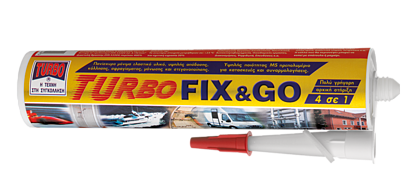TURBO Fix & Go MS-Hybrid Polymer sealant Gomastit 2001