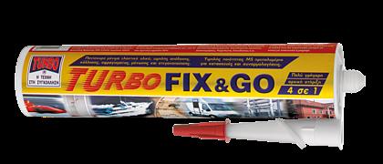 TURBO Fix & Go MS-Hybrid Polymer sealant Gomastit 2001