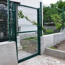 Еднокрила оградна врата