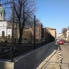 Оградна система RIVApan SPD