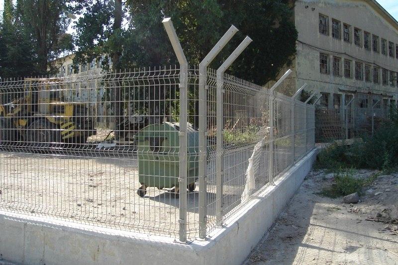 Ограда тип