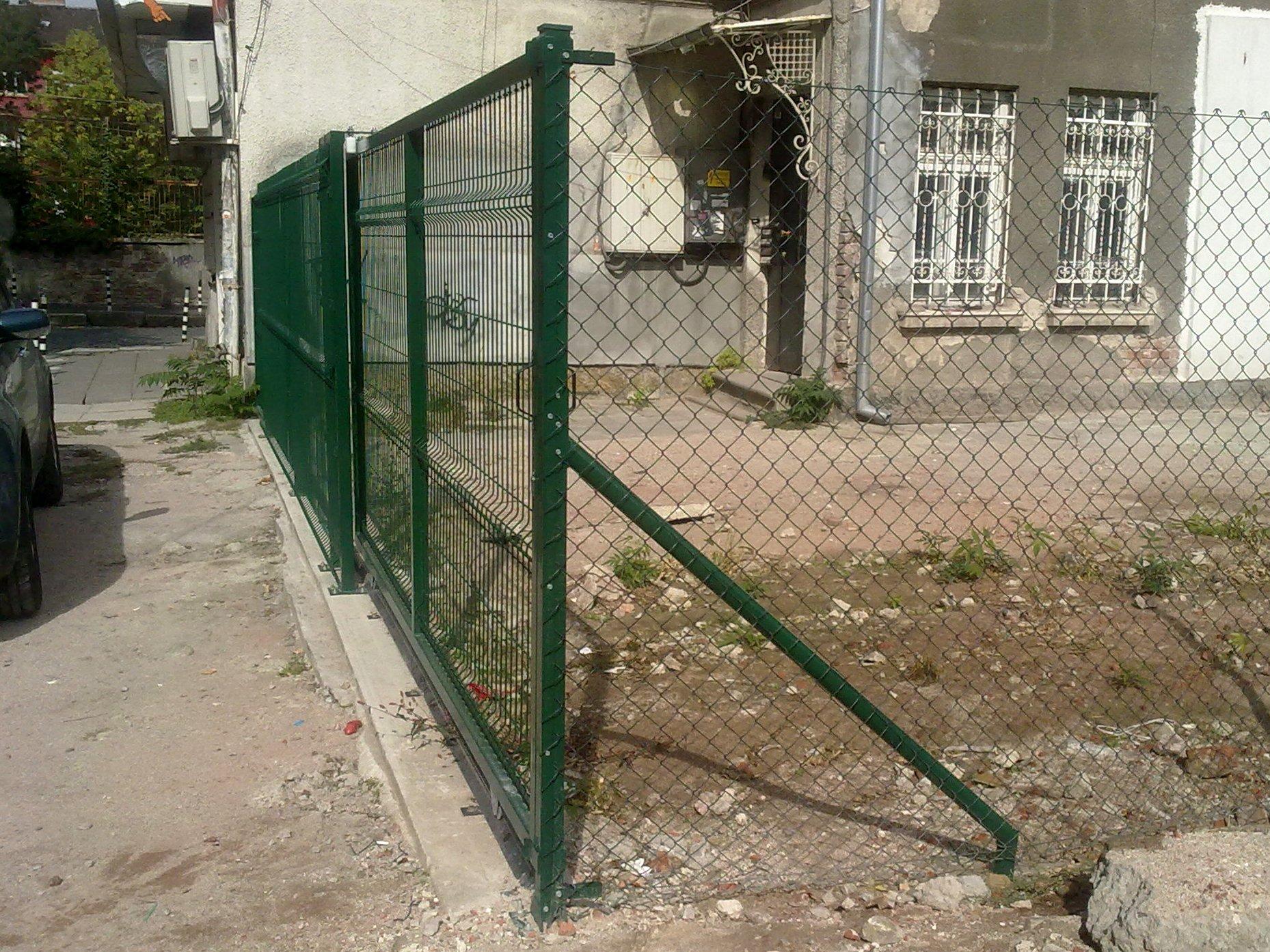 Оградни системи Rivapan SPD
