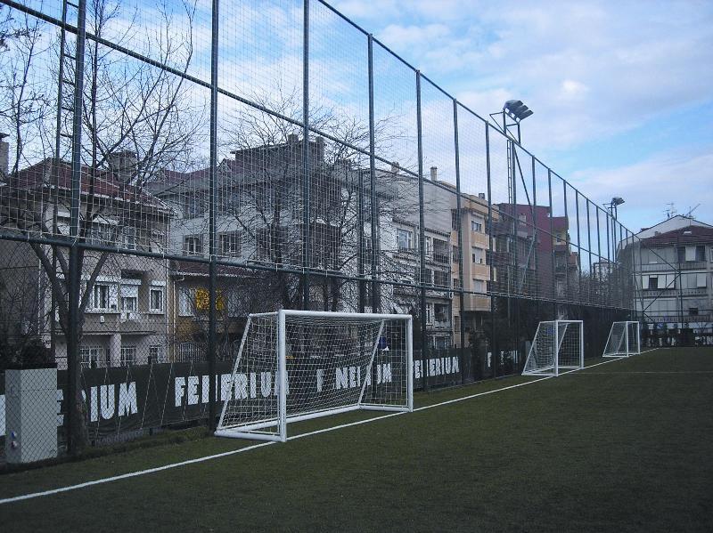 Спортна площадка