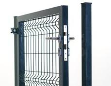 Оградни врати